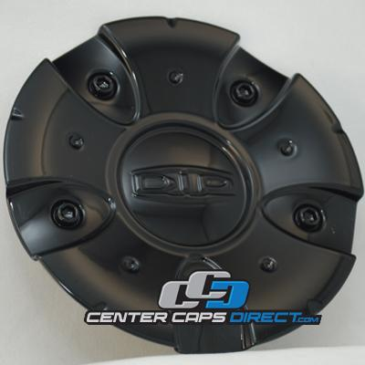 153s158  c10d62 Dip Wheels Center Caps