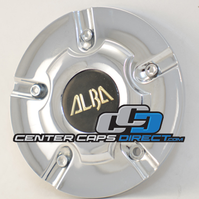 "CCDALB873 no part number measures 5.912"" in diameter Alba Display Center Cap"
