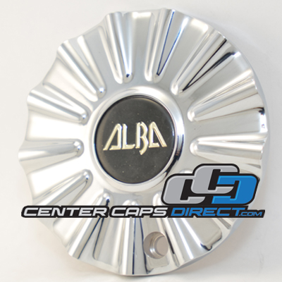 "CCDALB7732 no part number measures 5.923"" in diameter Alba Display Center Cap"