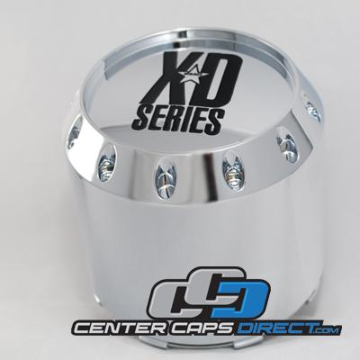 Replacement for BC-671H 905K131 1000786 KMC XD Series Extra Tall KMC Wheels Center Cap