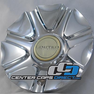 A-905 Limited Wheels Center Caps