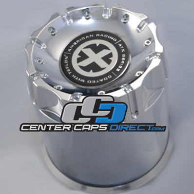 1515000011 1 piece plastic 8 Lug Push Thru ATX American Racing ATX Wheels Center Caps