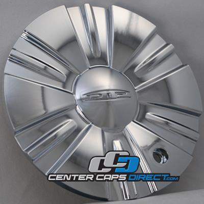 C10D36 61732090F-3 Dip Wheels Center Caps