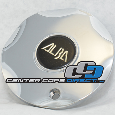 "no part numbers measures 5.664"" in diameter Alba Center Caps"