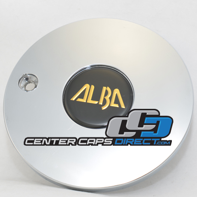 "CCDAL429 no part number measures 6.081"" in diameter Alba Center Cap"