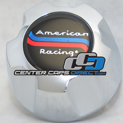 898028 S302-42 American Racing Wheels Center Caps