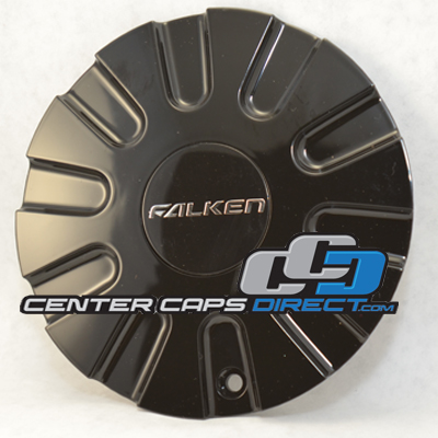 MCD8152YA01 Falken Wheels Center Caps