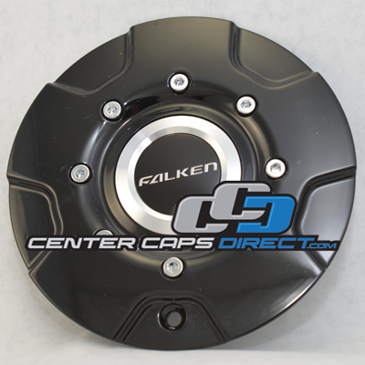 MCD1218YA01 Falken Wheels Center Caps