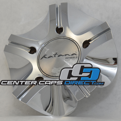 C-129 Katana Wheels Center Caps