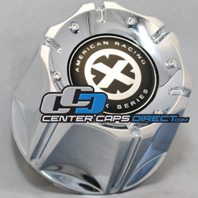 1342100011 1066K98 American Racing Wheels ATX Wheels Logo Center Cap