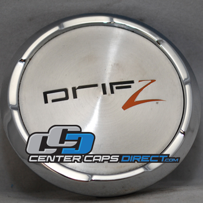 917K69 LG0604-19 DrifZ Wheels Center Caps