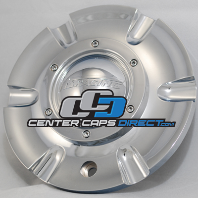 S1050-NS02 C-053-2 NS Racing Wheels Center Caps