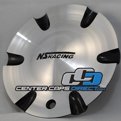 S1050-NS02 C-053-1 NS Racing Wheels Center Caps