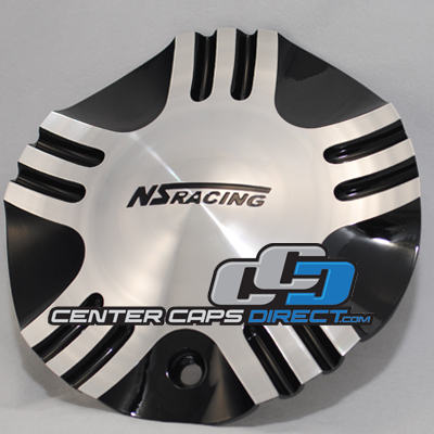 C-055-1 S1050-NS01 NS Racing Wheels Center Cap Display model