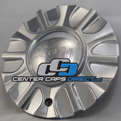Claw N26 61572085F-1 Xoni Wheels Center Cap Used