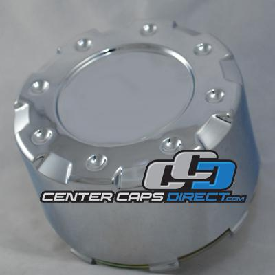 886K130 Structure Alloys Wheels Center Cap Replacement Cap with no logo