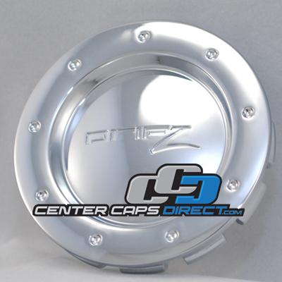 P/N 89-9515BC 51961770F-4 DrifZ Wheels Center Caps