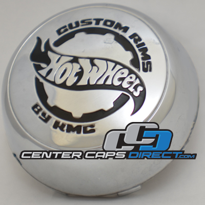 906K80 Replacement Hot Wheels Center Cap (Not an original Hot Wheels Cap HAS DIFFERENT LOGO Will fit if your part number is 906K80-See picture for LOGO)