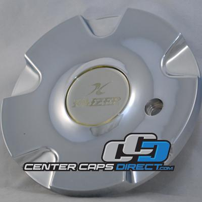 K-4 Kaizer Wheels Center Caps