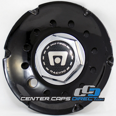 2 pc cap outside part#: 549L159-DOWN V-56 and inside part#: 549L159UP V-56 Motegi Wheels Center Cap Used