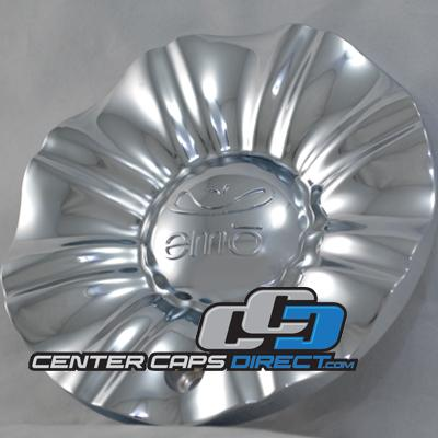 P08 Alba 804 EMO Logo  EMO ALBA Wheels Center Caps