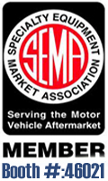 SEMA Member CustomWheelsDirect SEMA Show Member Center Caps Direct SEMA Show