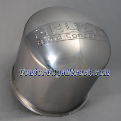 Arc15ss And B131 Akuza 8 Lug Stainless Steel Akuza Wheels
