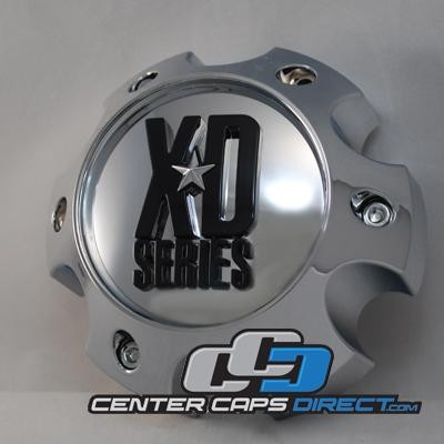 1079L145  S708-06 XD Series cap for 6X139.7 (6X5.5) KMC Wheels Center Caps BLOW OUT PRICE