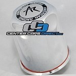 1425000s 7425000041 PN-172CAP2 PN722CAP2 American Racing Wheels Center Caps