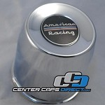 1425002 American Racing Wheels Center Caps