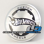 BC-424 Hot Wheels by KMC Center Cap [manufacturer] chrome center cap
