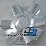 ARC126100c Arelli Wheels Center Caps [manufacturer] chrome center cap