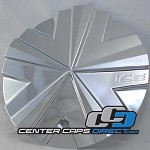 CAP M-213 IM895 Ice Metal Wheels Center Caps [manufacturer] chrome center cap