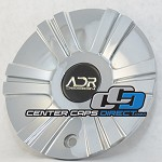 ADR Imperial 88 Part#088 ADR Wheels Center Caps