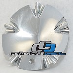 ARC 109-109-C Arelli Wheels Center Caps [manufacturer] chrome center cap