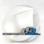 800CAP-S1 107-17 Ice Metal Center Cap [manufacturer] chrome center cap