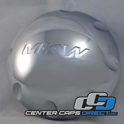 MKC-B001 MKW Wheels Center Caps