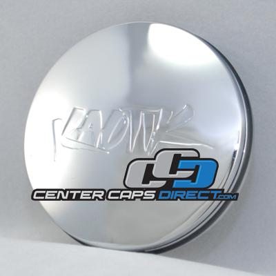 1000-44 S302-41 X 1834147-9 SF Kaotik Wheels Center Cap