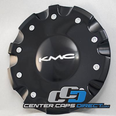 1086L185 and or 1086L185-S1  HT-031 S708-22 KMC 658 Strike Cap KMC Wheels Center Cap