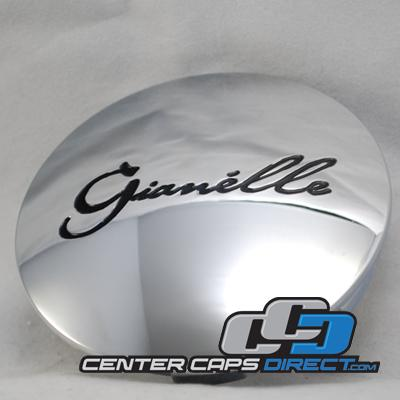 126K86 and or 512K86 Gianelle Giovanna Wheels Center Cap Display Model