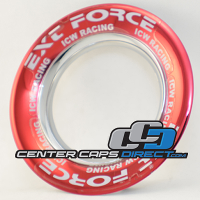 red ring E-115 ICW Display Center Cap