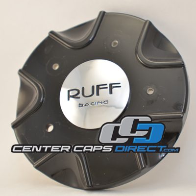 2 piece cap outside part#: C5080-1-CAP-R933 and inside part#: C5080-2/R933 Ruff Racing Display Center Cap
