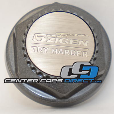 125 5Zigen Wheels Center Cap
