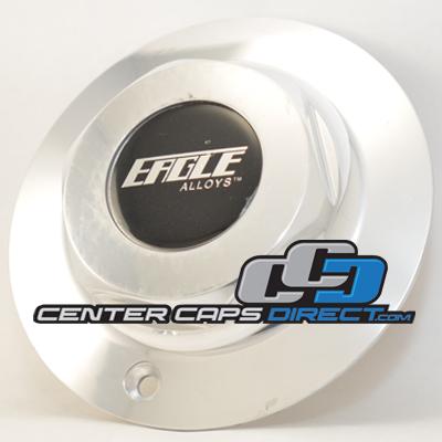 Eagle Alloys Polished Wheel Center Cap