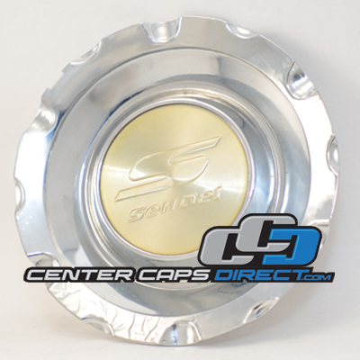 MT70 Sendel Wheels Center Cap Display Model