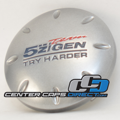 123 5Zigen Wheels Center Cap