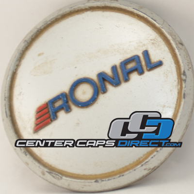 003.0031 RONAL 0375 80002 and or 0375 71053 Ronal Wheels Center Cap Display Model