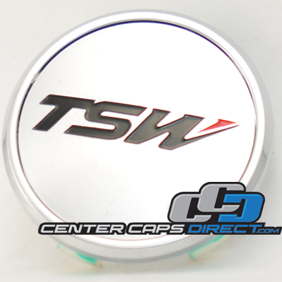 C-C43-1 PCD120 TSW Wheels Center Cap Display Model