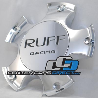 2 PIECE CAP Outside part #: TL5001-2295-CAP (5X112)-B285 AND Inside part#: R285-TL5001(5X112) and or 500103 Ruff Racing Wheels Center Cap