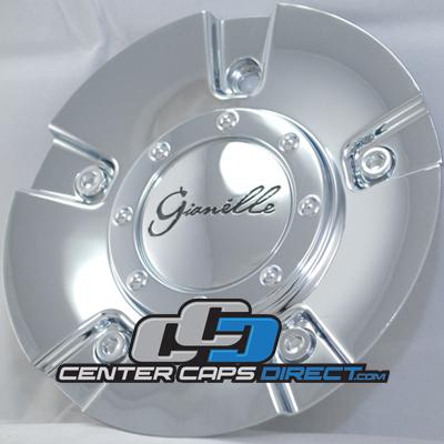 502L175 and or 502H175 Gianelle Giovanna Wheels Center Cap Display Model (price is for one cap)